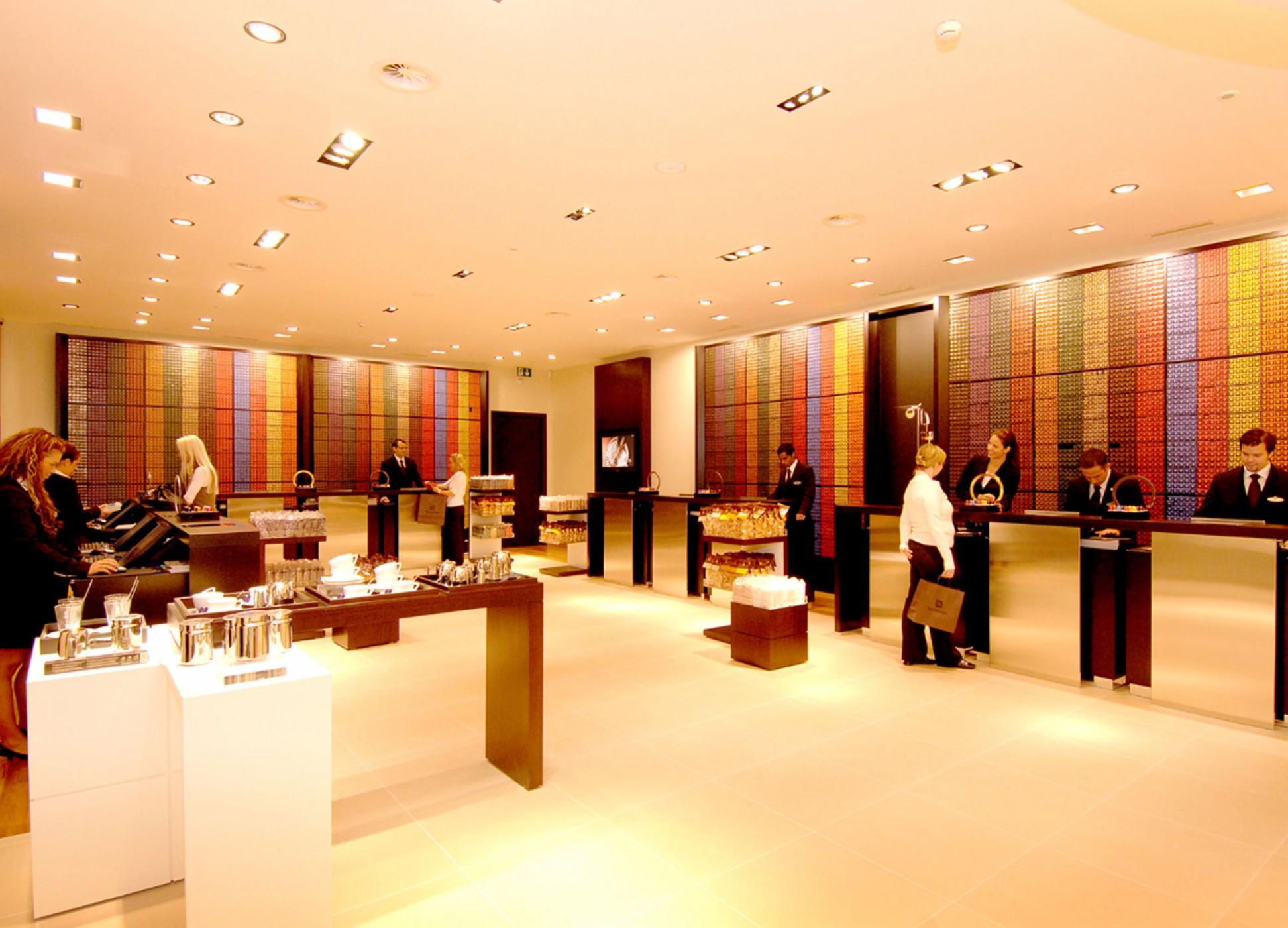 Build And Price >> Concept-Consult Architectes » Nespresso boutiques (269 ...