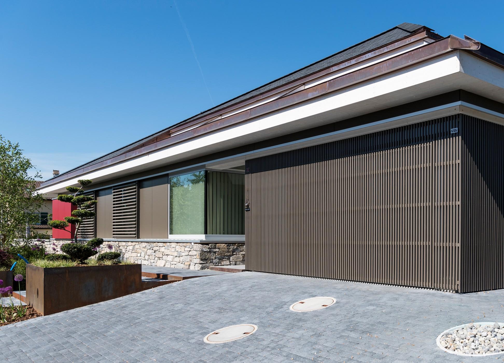 Concept consult architectes villa individuelle for Villa individuelle